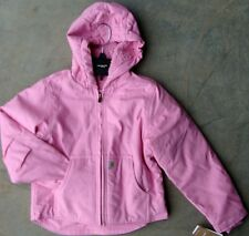 Carhartt Kids Girls Redwood Jacket - Rosebloom - M
