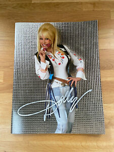 An Evening With Dolly Parton Tour Program 2006 Biography, Movies, Memories, Pics