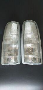 BRAND NEW GMC SIERRA 88-98 Chevy K1500 Silverado Clear Taillights