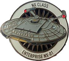 Enterprise nx-01 - Esclusivo Collezionisti COLLECTORS PIN METALLO-STAR TREK-NUOVO