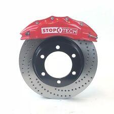 2000-06 Toyota Tundra  1998-02 4Runner SOS Big Brake Kit Stoptech 6 Piston