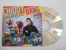 CHIDDY BANG : OPPOSITE OF ADULTS [ CD SINGLE ] ~ PORT GRATUIT