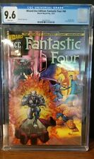 Fantastic Four 48 Wizard Ace Edition CGC 9.6 White Pages
