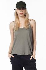 Zara Hip Length Fitted Sleeveless Tops & Shirts for Women