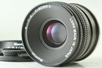 [CLA'd Exc+5] Mamiya N 80mm f4 L w/ Hood For Mamiya 7 7II Lens From JAPAN