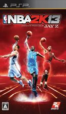 USED PSP NBA2K13 Game soft