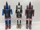 Transformers G1 Dirge Thrust Ramjet Figures