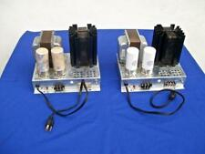 2 Allen Organ Co. S-100 Amplifiers With Circuit Breakers