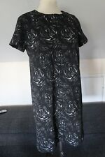 size 14 stunning dress marks and spencer best of british range rose print