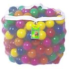 200 Crush Proof Plastic Pit Balls Fill Tent Playhouse Kiddle Pool Bounce House