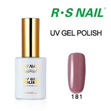 RS Nail Gel Polish UV LED Soak Off Gel Nail Polish  0.5oz 308 UV Gel Colours