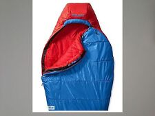 NWT Eddie Bauer First Ascent The Igniter 15° Synthetic Insulation Sleeping Bag
