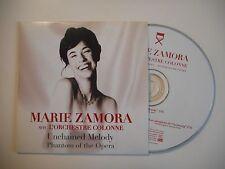 MARIE ZAMORA : UNCHAINED MELODY [ CD SINGLE ]