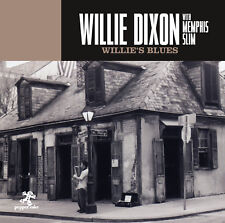 CD WILLIE DIXON WITH MEMPHIS SLIM willie's Blues
