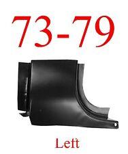 73 79 Ford LEFT Front Door Post, Regular Cab, Truck, F150 F250 F350 78 79 Bronco