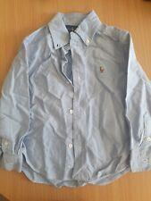 Boys Blue Ralph Lauren Long Sleeve Shirt