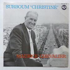 surboum Christiné MAURICE CHEVALIER 530007 M