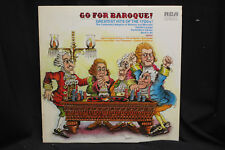 Go For Baroque Greatest Hits of the 1700s - RCA Victrola  1972