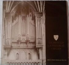 Signed Lichfield Cathedral Organ Vinyl LP Record