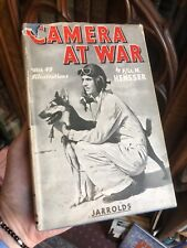 Camera At War - Henry Hensser - Air Ministry Official Photographer 1947 (chris)