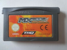 GameBoy Advance Spiel - MX 2002 feat. Ricky Carmichael (Modul)