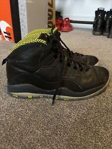 Nike Air Jordan 10 X Retro Venom Green UK 11
