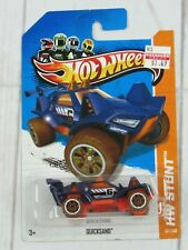 Hot Wheels 2013 Hw Stunt Desert Force Series Quicksand Purple - H68