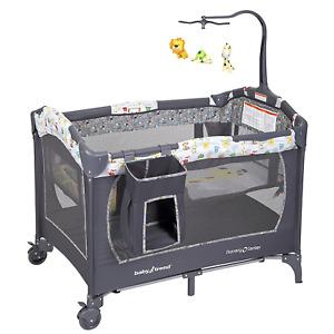 Baby Trend E Nursery Center