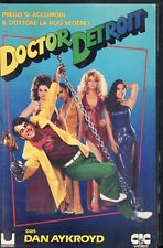 Doctor Detroit (Usa 1983) VHS CIC Video 1a Ed.  Dan Aykroyd, Howard Hesseman