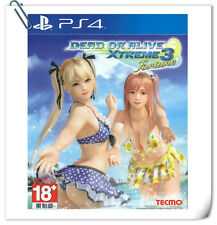 PS4 Dead or Alive Xtreme 3 Fortune 生死格鬥 沙灘排球 中英文版 SONY Koei Tecmo Sports Games