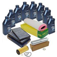 Bmw original inspektionskit filtro paquete Filterset 5er f10 f18 f11 f07 7er f01-04
