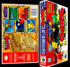 Pokemon Snap - N64 Reproduction Art Case/Box No Game.