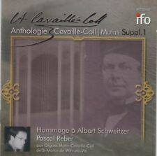 Reber - Hommage a Albert Schweitzer - CD -