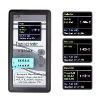 "1.8"" TFT LCD Transistor Tester Diode Triode Checker Capacitance Meter LCR ESR UK"