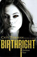 Cate Tiernan  Birthright      Teen   Pbk NEW