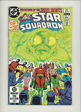 All Star Squadron  #19  NM