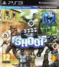 El juego de disparo PS3 Move * En Excelente Estado *