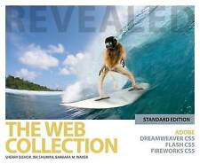 The Web Collection Revealed Standard Edition: Adobe Dreamweaver CS5,-ExLibrary