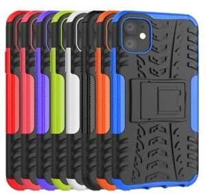 Armor Rugged Heavy Duty Shockproof Case For iphone SE 2020 7 8 11 12Pro XR XSMax