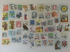 100 Different Slovakia Stamp Collection - Post 1990
