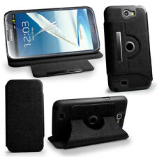 Timri 360° Rotatabl Leather Case Cover Holder For Samsung Galaxy Note 2 II N7100