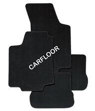 Für Chevrolet / Daewoo Nexia  1.95 - 4.97 Fußmatten 4-teilig Velours schwarz