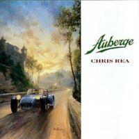 CHRIS REA auberge (CD, album, 1991) blues rock, soft rock, pop rock, very good