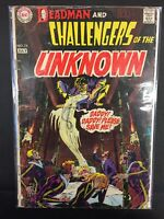 Deadman & Challengers Of The Unknown #74 DC Comics Combine Shipping