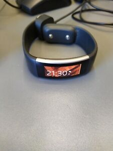 Microsoft Band 2 (Medium) fitness tracker step counter with genuine USB Charger