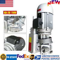 900W 2900rpm Rotary Vane Vacuum Pump 20m³/h Single-stage Vacuum Pump XD-20 110V