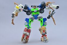Transformers Power Core Combiners Mudslinger Complete Destructicons PCC
