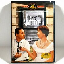 The Apartment (Dvd, 1960, Widescreen) Like New ! Jack Lemmon Fred MacMurray