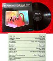 LP Count Basie: Standing Ovations - Live at Las Vegas (DOT 062-90 381) D