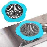 Universel Mini Filtre pour Évier Cuisine Vidange Salle de Bain Drainage Cheveux